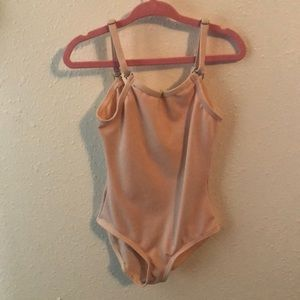 Girl's child size small pink leotard